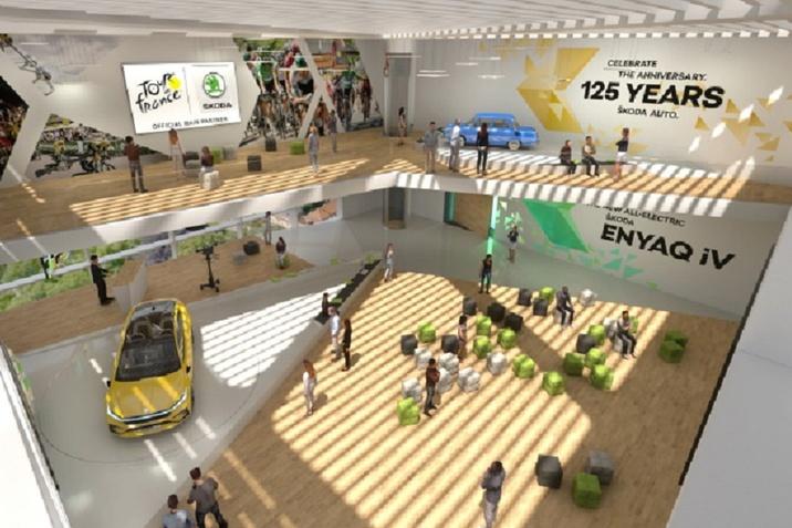 Élőben a helyszínről és virtuálisan – Kétszeresen is megünnepli az új ENYAQ iV világpremierjét 2020. szeptember 1-jén a ŠKODA