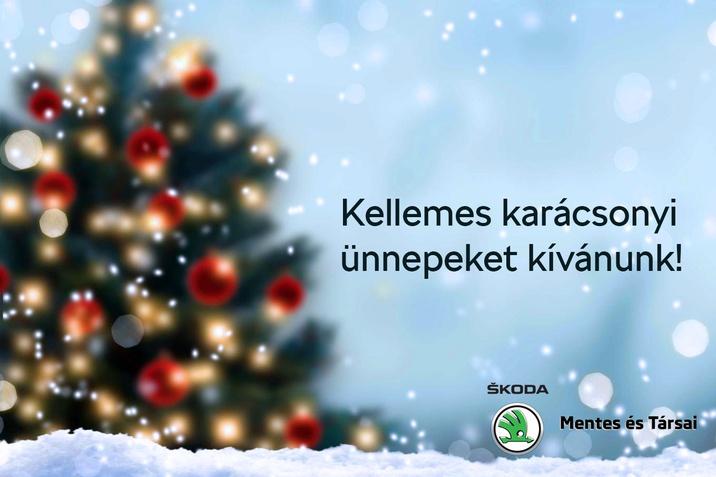 Mentes Karácsony