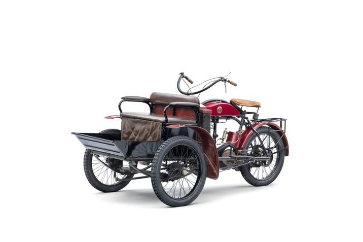 LW-tricikli